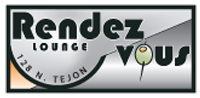 colorado springs cigar bar Rendezvous Lounge Logo